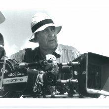 Istintobrass: una foto di Tinto Brass al lavoro sul set