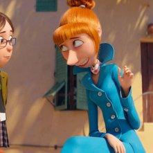 Cattivissimo me 3: un momento del film animato