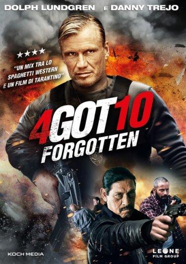 Locandina di 4got10 - Forgotten