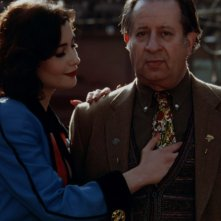 Istintobrass: Tinto Brass e Claudia Koll in un'immagine di alcuni decenni fa
