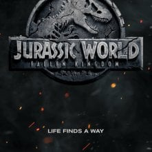 Locandina di Jurassic World: Fallen Kingdom