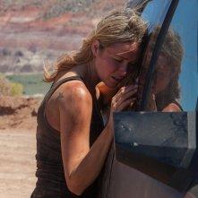 Monolith: Katrina Bowden in un momento del film