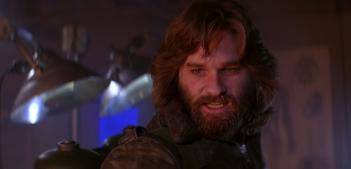La Cosa: Kurt Russell nel film di John Carpenter