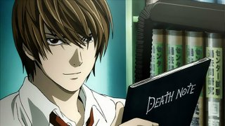 Death Note: Light Yagami nella serie animata