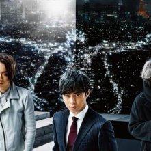 Death Note: un'immagine promozionale del live action giapponese