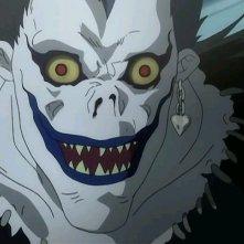 Death Note: Ryuk lo shinigami