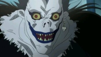 Death Note: Ryuk lo shinigami