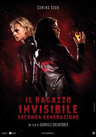 Locandina di Il ragazzo invisibile - Il sequel