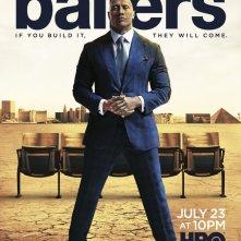 Ballers: la locandina della terza stagione