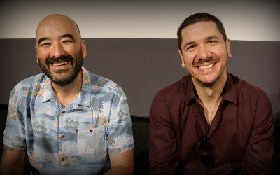 Mainetti-Guaglianone: il nuovo film insieme, Jeeg Robot 2 e quella voglia di horror e (cinema) coreano