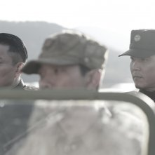 Operation Chromite: una scena del film