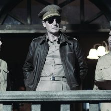 Operation Chromite: Liam Neeson e Sean Dulake in una scena del film