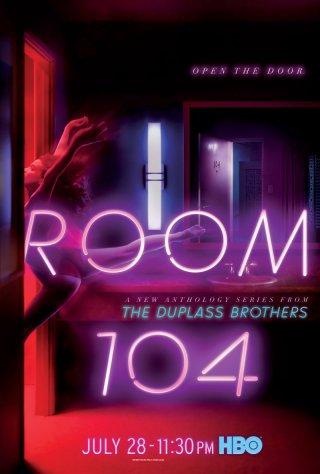 Room 104: un poster della serie