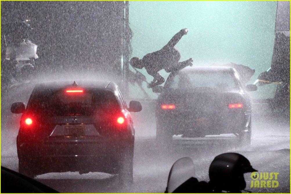 Deadpool 2: un'immagine scattata sul set