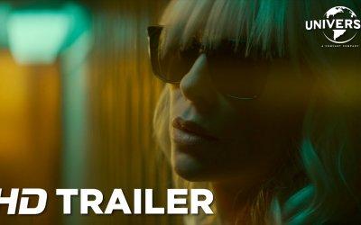 Atomic Blonde - Final Trailer