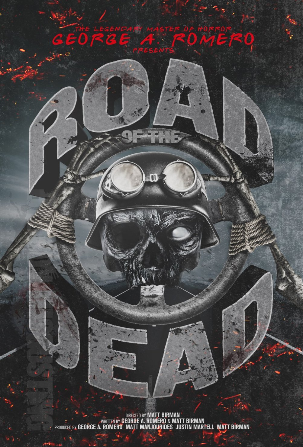 Road of the Dead: poster del film