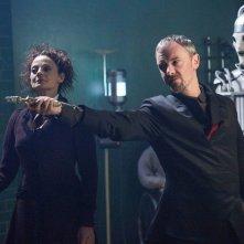 Doctor Who: un momento dell'episodio The Doctor Falls