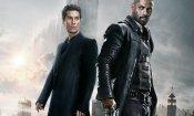 La Torre Nera: nuove locandine del film con Idris Elba e Matthew McConaughey