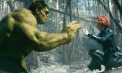 Avengers: Infinity War, Scarlett Johansson anticipa la reunion tra Black Widow e Hulk!