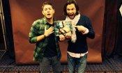 Arrow: Stephen Amell vuole un crossover con Supernatural!