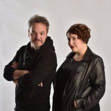 Vengo anch'io: Corrado Nuzzo e Maria Di Biase in un'immagine promozionale