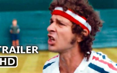 Borg vs McEnroe - Trailer Red Band
