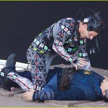 Avengers: Infinity War, Benedict Cumberbatch sul set del film