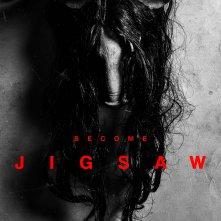 Jigsaw - teaser poster del film