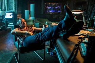 Atomica bionda: James McAvoy in una scena del film