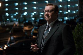 Baby Driver - Il genio della fuga: Kevin Spacey in una scena del film