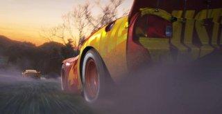 Cars 3: un'immagine tratta dal film d'animazione