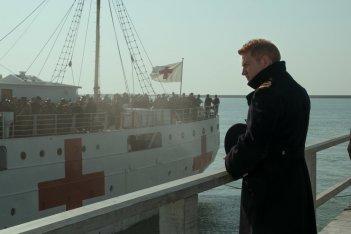 Dunkirk: Kenneth Branagh in un momento del film