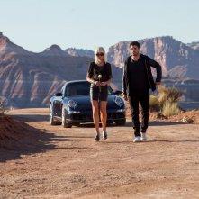 Monolith: Katrina Bowden e Damon Dayoub in un'immagine del film