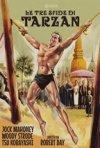 Locandina di Le tre sfide di Tarzan