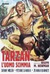 Locandina di Tarzan, l'uomo scimmia