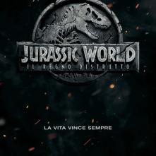 Locandina di Jurassic World - Il regno distrutto