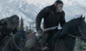 Pianeta delle Scimmie: la maratona The Space porta sul grande schermo l'intera trilogia prequel