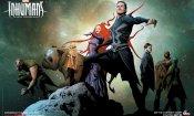 Inhumans: la locandina realizzata per il Comic-Con