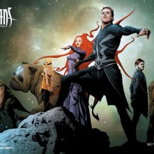Inhumans: il poster realizzato per il Comic-Con