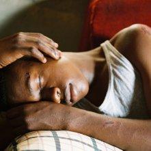 Félicité: Véro Tshanda Beya Mputu in un'immagine del film
