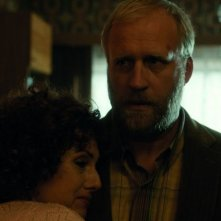 The Teacher: Zuzana Maurery e Peter Bebjak in una scena del film