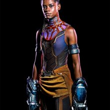 Black Panther: Letitia Wright è Shuri
