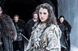Il Trono di Spade: un'immagine dell'episodio Dragonstone