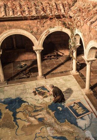 Il Trono di Spade: una foto del primo episodio della settima stagione
