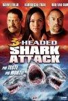 Locandina di 3-Headed Shark Attack