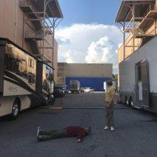 Avengers: Infinity War, una foto dell'ultimo giorno delle riprese