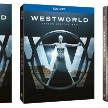 le cover homevideo di Westworld