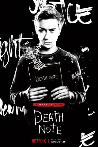 Death Note: il character poster di Light