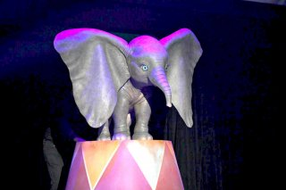 Dumbo: la riproduzione svelata al D23