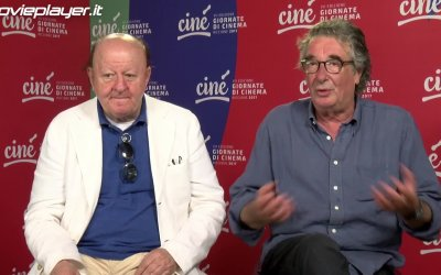 Natale da Chef: Video intervista a Massimo Boldi e Neri Parenti